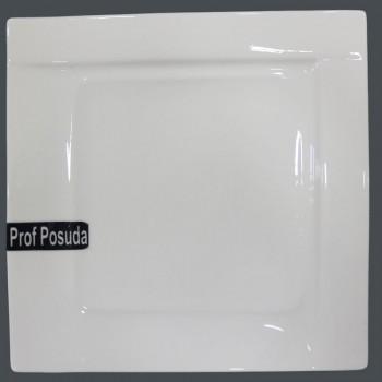 Тарелка квадратная 26см PD119
