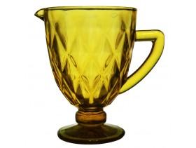 Графин из цветного стекла (желтый) HT79038琥珀A Ри-39/46