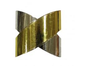 Кольца для салфеток металлические БР-543